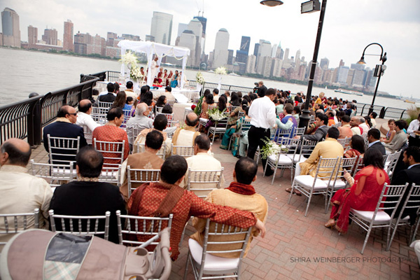 How Incredible Is That View Of The Nyc Skyline From Hyatt Regency Jersey City On Hudson What A Beautiful Place To Be Able Get Married