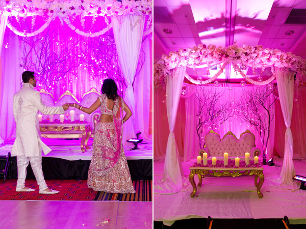 Indian Engagement Decoration Ideas Home