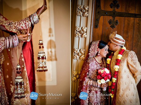 Baltimore Indian Wedding By Story Motion Studios Partyland
