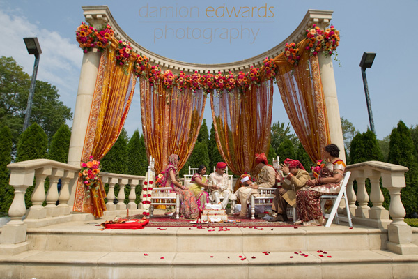 Top 7 tips to organize outdoor wedding allure events weddings top 7 tips to organize outdoor wedding junglespirit Image collections