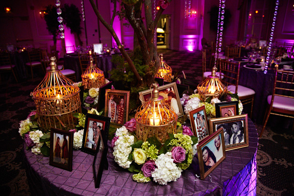 Enchanted Forest Wedding Reception Ideas Tbdress An