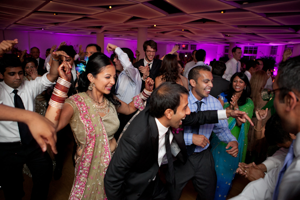New York Indian Wedding Reception by Craig Paulson Photography