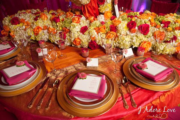 Summer Indian Wedding Shoot By Design House Decor  U0026 J