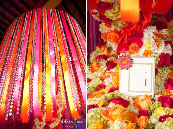 Summer Indian Wedding Shoot by Design House Decor & J'adore Love