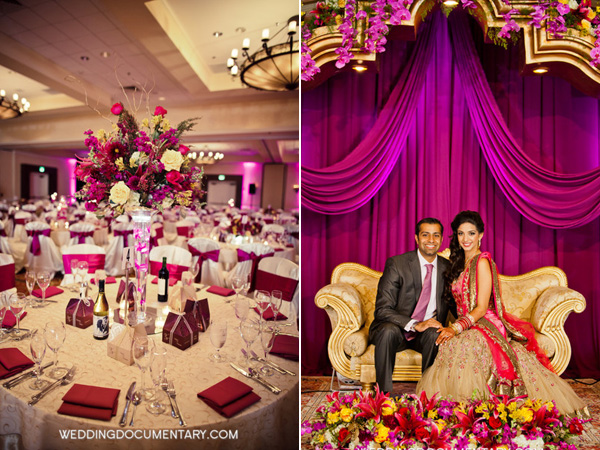 San Jose Indian Wedding By Documentary Photo