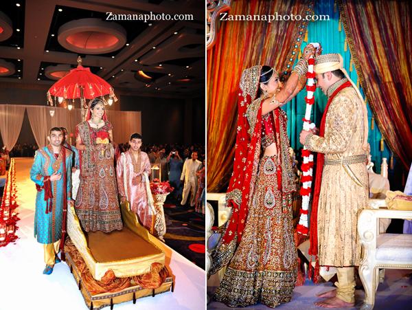 Mehndi Bride Entrance S : Atlanta indian wedding by zamana lifestyle photography maharani