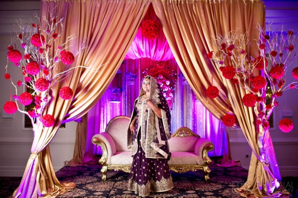 New York Pakistani Wedding By Design House Decor