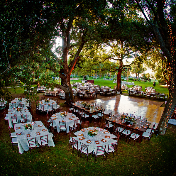 Wedding Ceremony Setup Ideas: Southern California Indian Wedding By Samson Photography