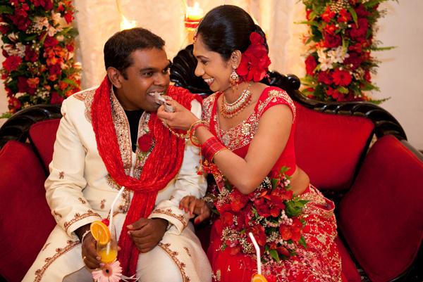 Chaminda Amp Anu S Tropical Sri Lankan Wedding By 37three