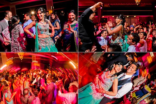 San Jose California Indian Wedding Reception By Iqphoto