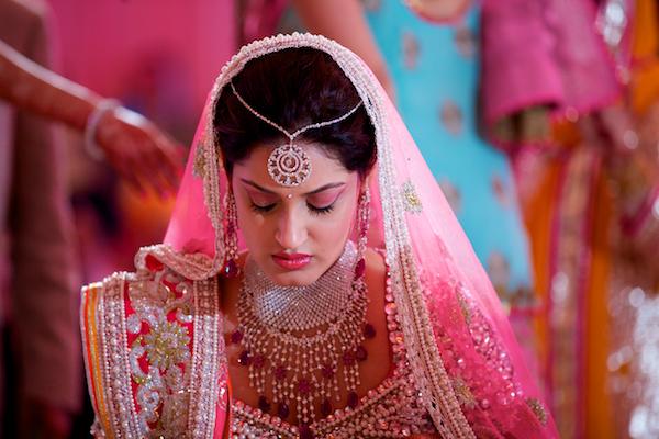 Maharani weddings gallery weddinggawker indian bride in pink 35136 maharaniweddings junglespirit Image collections