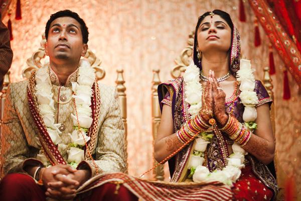 New jersey indian wedding by agaimages maharani weddings before junglespirit Images