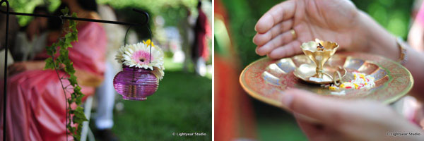 Indian wedding ideas for a South Indian wedding.