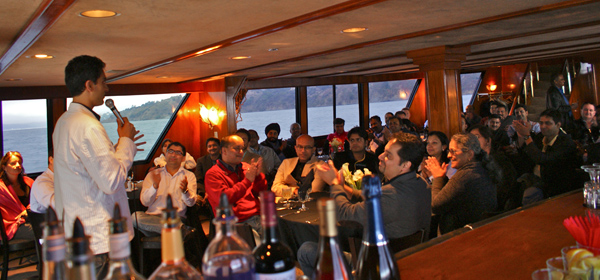 Host an Indian wedding party on Yacht Connections.