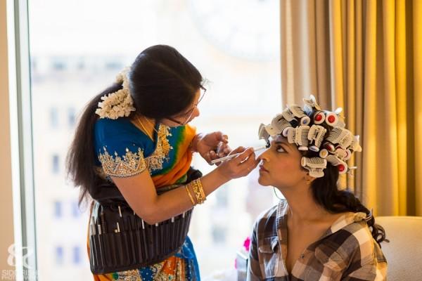 Indian Bridal Makeup Ideas For This Australian Bride