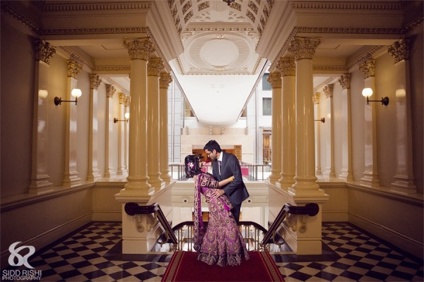 Indian wedding photography at the Westin Hotel, Sydney, Australia.