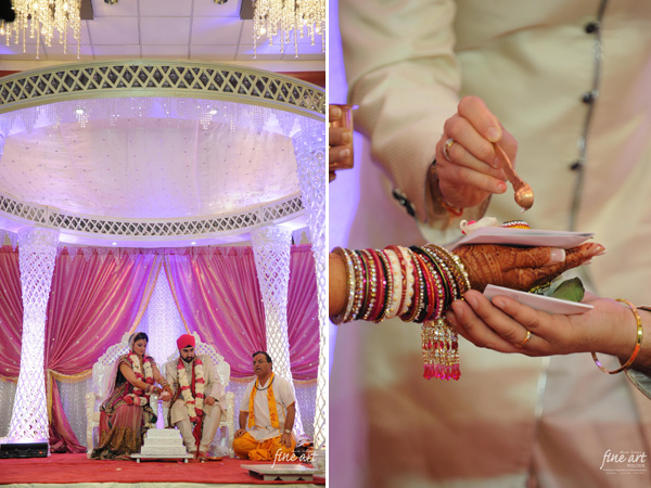 Indian wedding ideas for a modern Indian wedding.