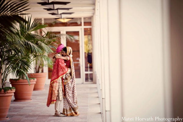 Indian wedding photography at an outdoor Indian wedding venue.