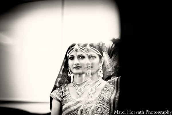 Indian wedding photography in black and white.