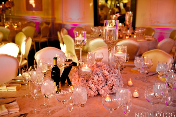 Wedding tablesetting ideas from a professional Indian wedding photographer.