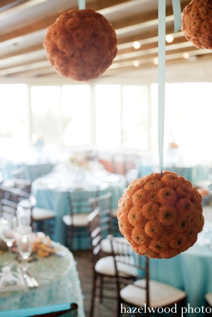 A beach themed Indian wedding in Southern California.