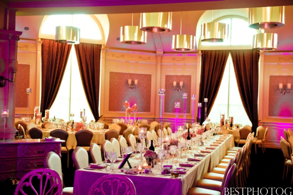 Ideas for Indian wedding reception from our Indian wedding blog.