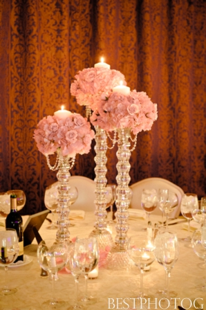 Indian wedding ideas from this elegant New Jersey Indian wedding.