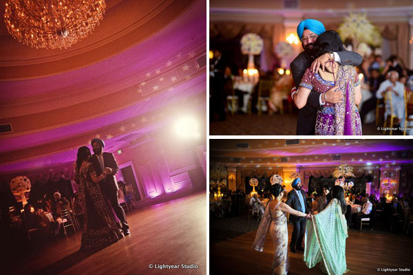 Indian wedding photography at a classic Indian wedding in New York.