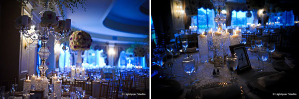 Ideas for Indian wedding reception at this modern Indian wedding in New York.