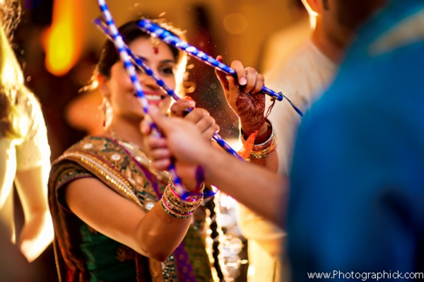 Professional Indian wedding photography shows traditional Indian wedding rituals.