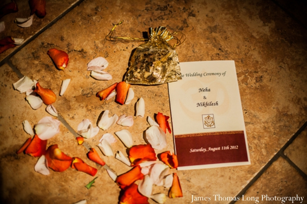 indian wedding pamphlets and decor ideas.