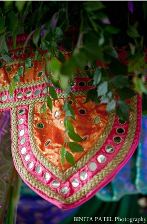 Decor ideas for indian bridal mehndi party.