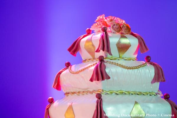 Indian wedding cake ideas