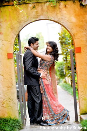 indian bride wears 2012 2013 wedding lengha fashion