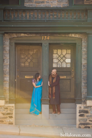 indian wedding engagement shoot ideas