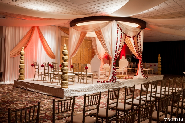 indian wedding floral and decor ideas for ceremony