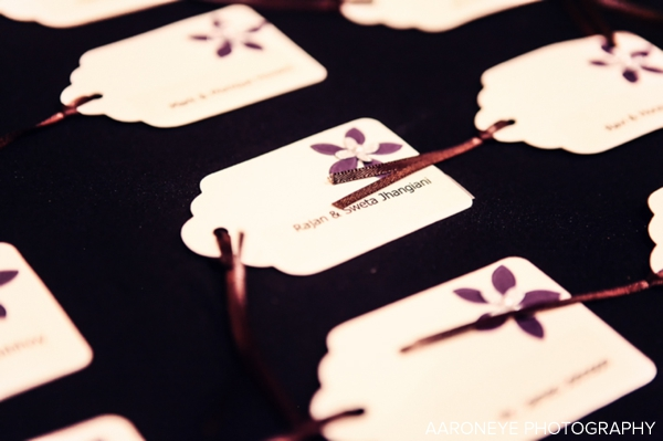 Table card ideas for indian wedding reception