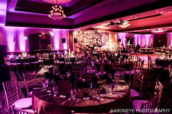 Indian wedding decor for Indian wedding reception