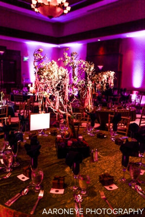 floral and Decor for indian wedding reception