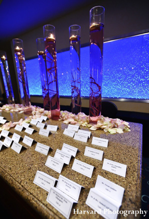 Table cards for indian wedding reception