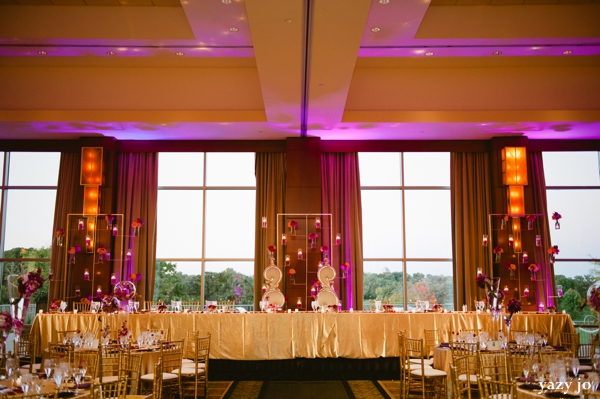 Wedding decoration ideas purple and gold purple wedding lighting wedding decoration ideas purple and gold indian wedding floral and decor ideas for purple gold junglespirit Choice Image