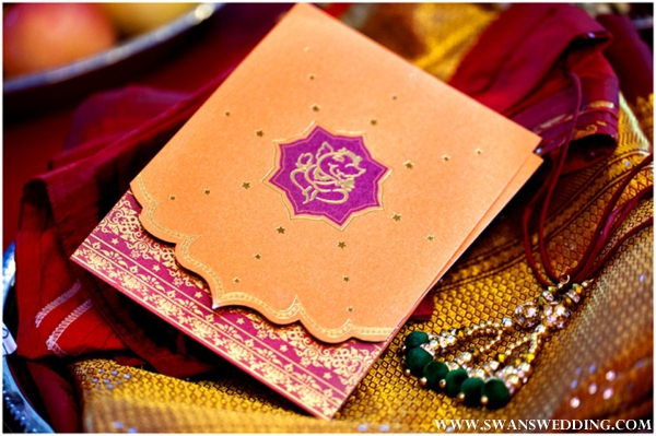 indian wedding stationary and invitation ideas
