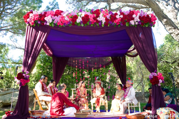 indian-wedding-ceremony-mandap-outdoors