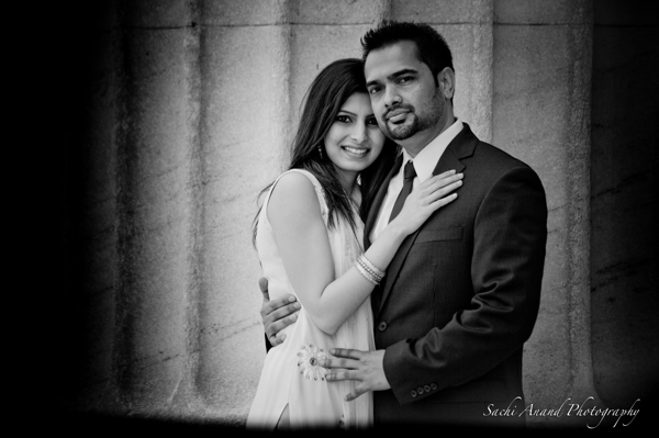indian-wedding-engagement-session-inspiraiton-black-white
